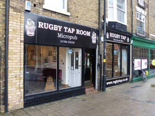 Picture 1. Rugby Tap Room, Rugby, Warwickshire