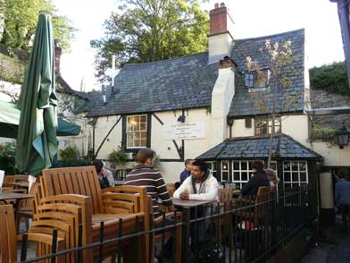 Picture 1. Turf Tavern, Oxford, Oxfordshire