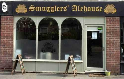 Picture 1. Smugglers' Alehouse, New Romney, Kent