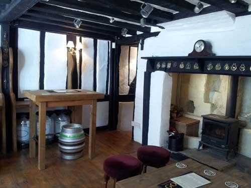 Picture 2. The Thomas Tallis Alehouse, Canterbury, Kent