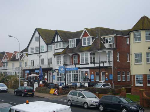 Picture 1. The Swan, Westgate-on-Sea, Kent