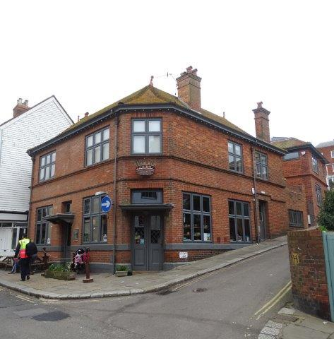 Picture 1. The Crown, Hastings, East Sussex