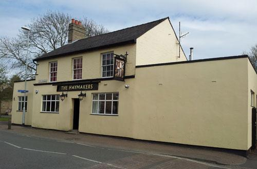 Picture 1. The Haymakers, Cambridge, Cambridgeshire