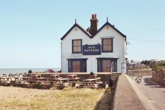 Picture 1. Old Neptune, Whitstable, Kent