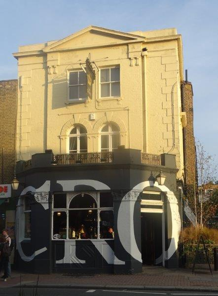 Picture 1. The Crown, East Greenwich, Greater London