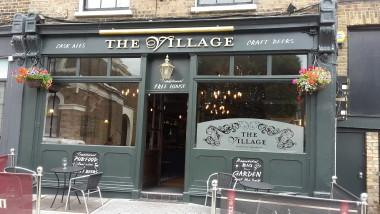 Picture 1. The Village, Walthamstow, Greater London