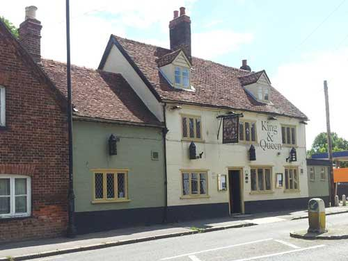 Picture 1. King & Queen, Wendover, Buckinghamshire