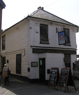 Picture 1. Pearson's Arms, Whitstable, Kent