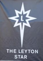 The pub sign. Leyton Star, Leyton, Greater London
