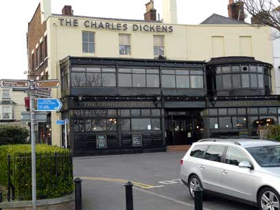 Picture 1. The Charles Dickens, Broadstairs, Kent