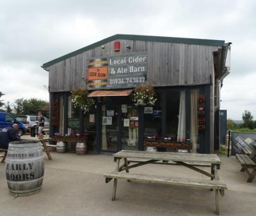 Picture 1. Early Doors Cider & Ale Barn, Draycott, Somerset