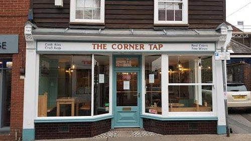 Picture 1. The Corner Tap, Faversham, Kent