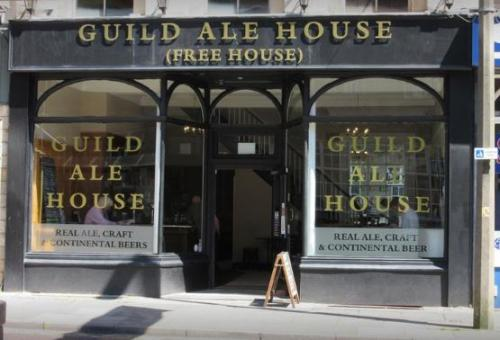 Picture 1. Guild Ale House, Preston, Lancashire