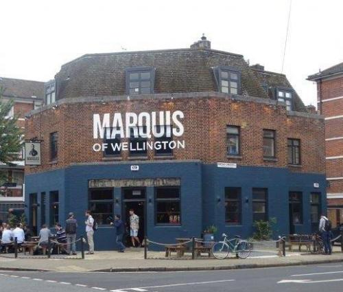 Picture 1. Marquis of Wellington, Bermondsey, Central London