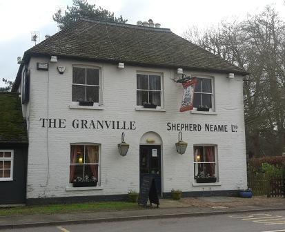 Picture 1. The Granville, Lower Hardres, Kent