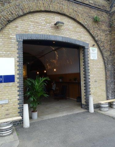 Picture 1. Villages Brewery, Deptford, Greater London