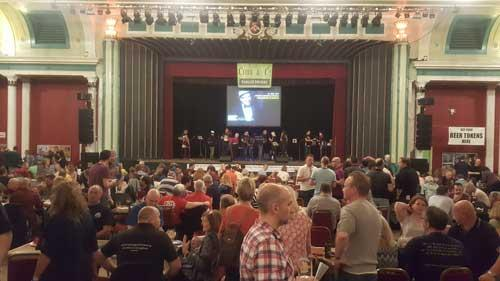 Picture 1. Planet Thanet Easter Beer Festival 2017, Margate, Kent