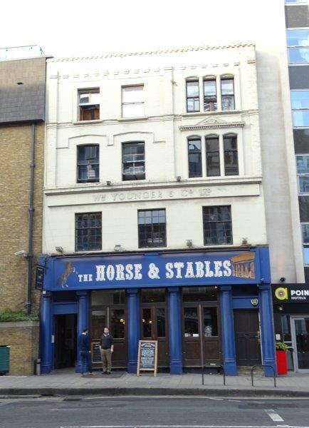 Picture 1. Horse & Stables, Waterloo, Central London