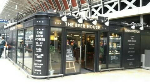 Picture 1. The Beer House Paddington, Paddington, Central London