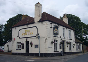Picture 1. The New Inn, Minster (Thanet), Kent