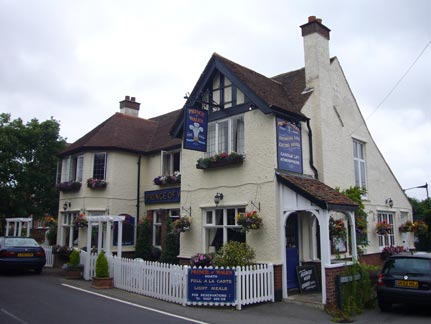 Picture 1. Prince of Wales, Hoath, Kent