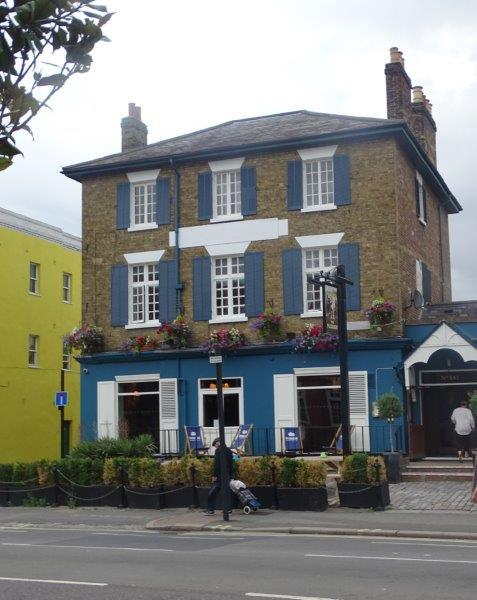 Picture 1. The Plough, East Dulwich, Greater London