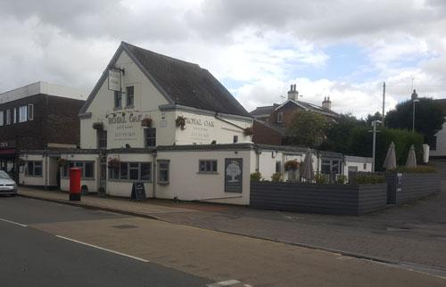Picture 1. The Royal Oak, Radcliffe on Trent, Nottinghamshire
