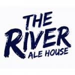 The pub sign. The River Ale House, East Greenwich, Greater London