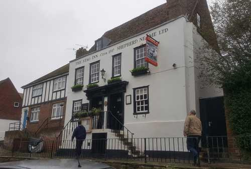 Picture 1. The Stag Inn, Hastings, East Sussex