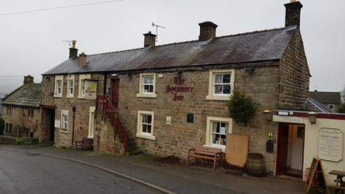 Picture 1. The Sycamore Inn, Matlock, Derbyshire