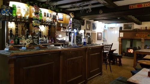 Picture 2. The Sycamore Inn, Matlock, Derbyshire