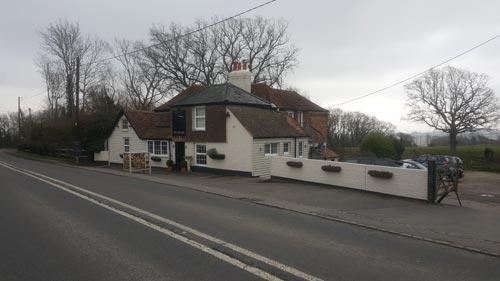 Picture 1. The Plough, Cock Marling, East Sussex