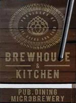 The pub sign. Brewhouse and Kitchen, Chester, Cheshire