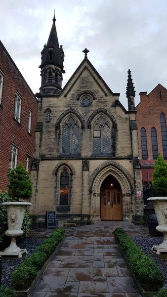 Picture 1. The Church, Chester, Cheshire