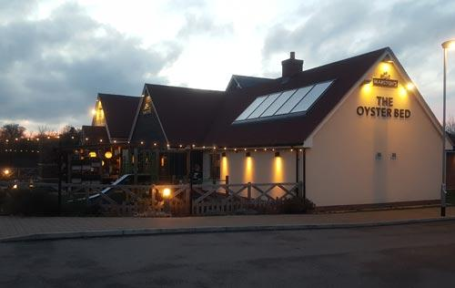 Picture 1. The Oyster Bed, Swalecliffe, Kent