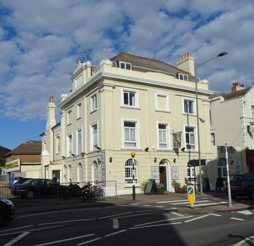 Picture 1. The Bo-Peep, St Leonards on Sea, East Sussex