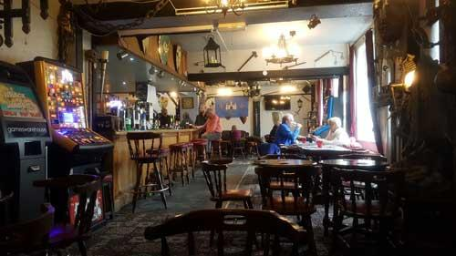 Picture 2. The Castle Inn, Sandown, Isle of Wight