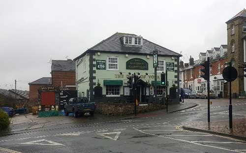 Picture 1. The Duke of York, Cowes, Isle of Wight