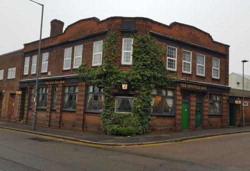 Picture 1. The Spotted Dog, Digbeth, Birmingham, West Midlands