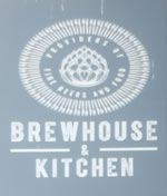 The pub sign. Brewhouse & Kitchen, Cheltenham, Gloucestershire