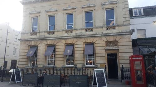 Picture 1. The Old Courthouse, Cheltenham, Gloucestershire