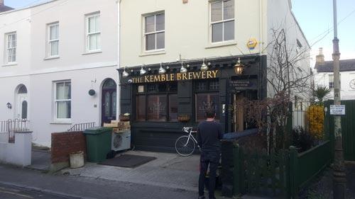 Picture 1. The Kemble Brewery Inn, Cheltenham, Gloucestershire