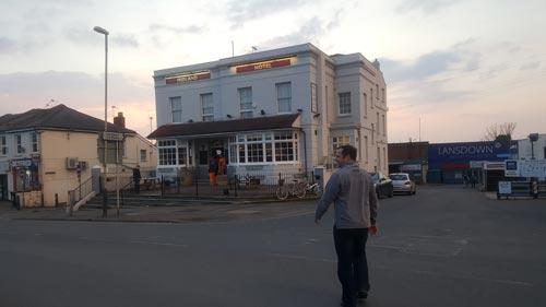 Picture 1. The Midland, Cheltenham, Gloucestershire