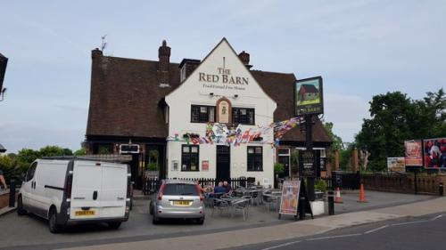 Picture 1. The Red Barn, Barnehurst, Greater London