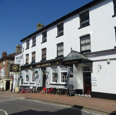 Picture 1. Crown, East Grinstead , West Sussex