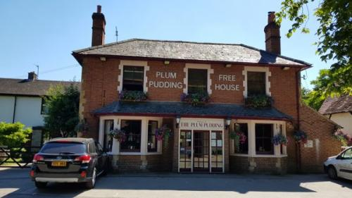 Picture 1. The Plum Pudding, Milton, Oxfordshire