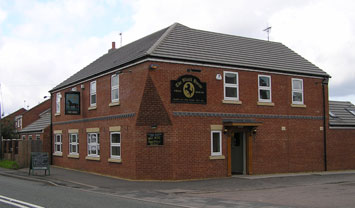 Picture 1. Black Horse, Walcote, Leicestershire