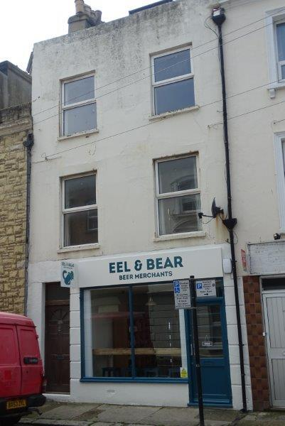 Picture 1. Eel & Bear, Hastings, East Sussex