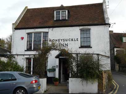 Picture 1. Honeysuckle Inn, Ramsgate, Kent