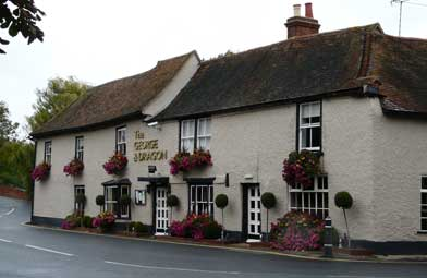 Picture 1. The George & Dragon, Fordwich, Kent